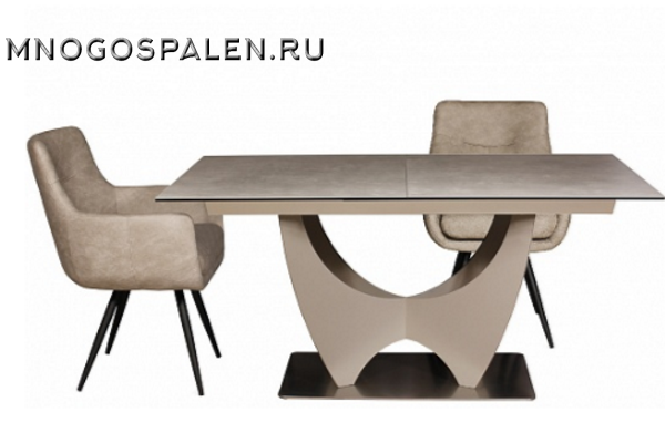 Стол SABIN купить в салоне-студии мебели Барселона mnogospalen.ru много спален мебель Италии классические современные