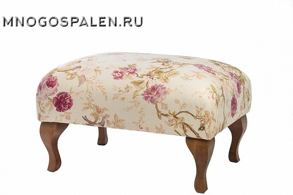 Пуфик Shannon купить в салоне-студии мебели Барселона mnogospalen.ru много спален мебель Италии классические современные