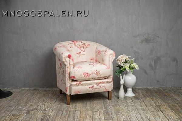 Кресло Michel купить в салоне-студии мебели Барселона mnogospalen.ru много спален мебель Италии классические современные