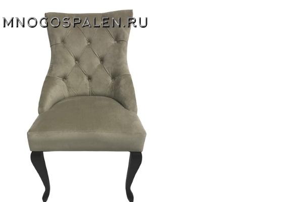 Стул HILTON dark купить в салоне-студии мебели Барселона mnogospalen.ru много спален мебель Италии классические современные