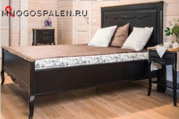 Спальня Belveder Saphir noir купить в салоне-студии мебели Барселона mnogospalen.ru много спален мебель Италии классические современные