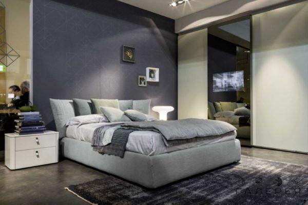 ИТАЛЬЯНСКАЯ СПАЛЬНЯ  NINFEA купить в салоне-студии мебели Барселона mnogospalen.ru много спален мебель Италии классические современные