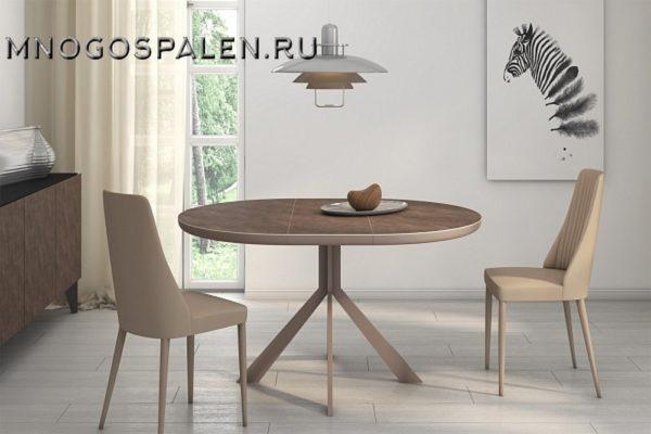 Стол LORAN купить в салоне-студии мебели Барселона mnogospalen.ru много спален мебель Италии классические современные