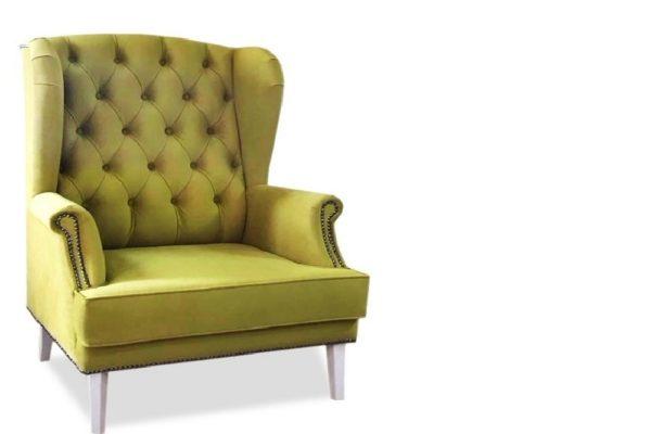 Кресло Luisa Vip купить в салоне-студии мебели Барселона mnogospalen.ru много спален мебель Италии классические современные