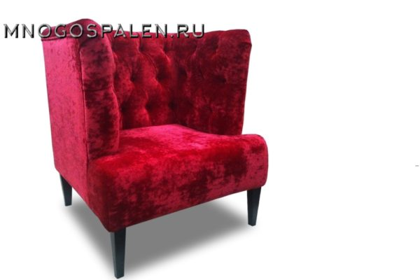 Кресло Arnold купить в салоне-студии мебели Барселона mnogospalen.ru много спален мебель Италии классические современные