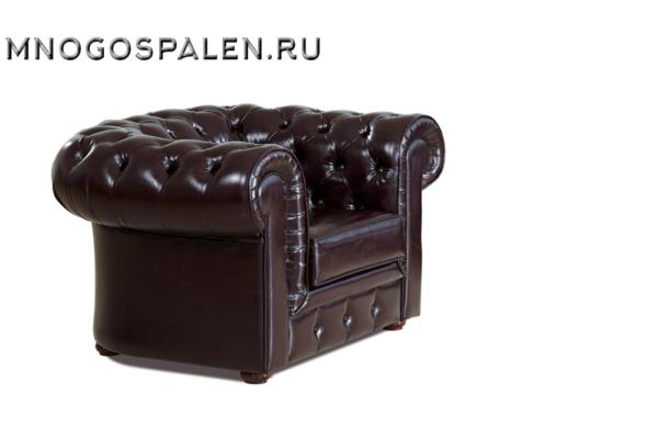 Кресло Chesterfield купить в салоне-студии мебели Барселона mnogospalen.ru много спален мебель Италии классические современные