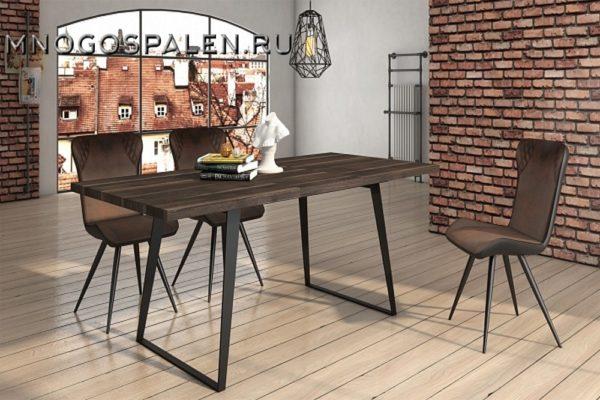Стол MARTIN купить в салоне-студии мебели Барселона mnogospalen.ru много спален мебель Италии классические современные