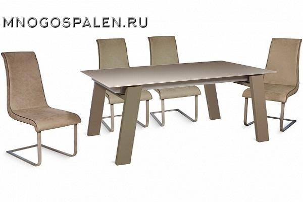 Стол MUST купить в салоне-студии мебели Барселона mnogospalen.ru много спален мебель Италии классические современные