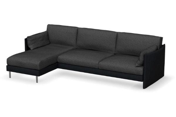 Диван Calligaris CS/3369 URBAN купить в салоне-студии мебели Барселона mnogospalen.ru много спален мебель Италии классические современные