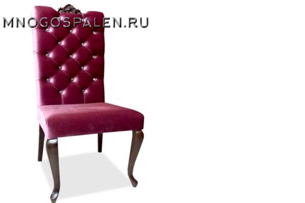 Стул Edith купить в салоне-студии мебели Барселона mnogospalen.ru много спален мебель Италии классические современные