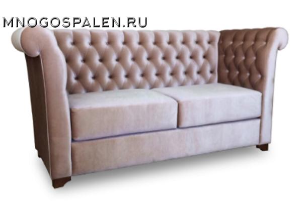 Диван Farettino купить в салоне-студии мебели Барселона mnogospalen.ru много спален мебель Италии классические современные