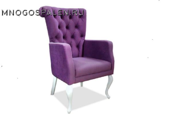Кресло Sultan Kapitonelli Classic купить в салоне-студии мебели Барселона mnogospalen.ru много спален мебель Италии классические современные