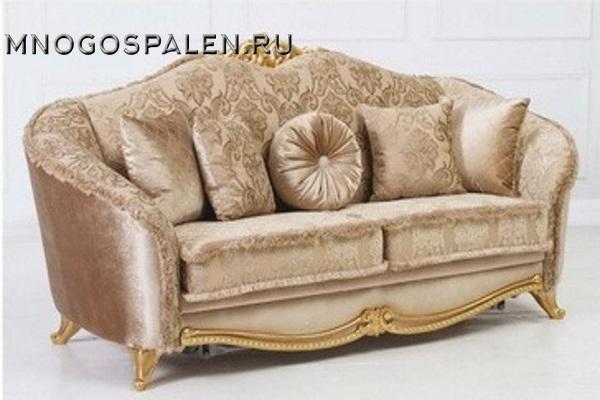Диван  Melody купить в салоне-студии мебели Барселона mnogospalen.ru много спален мебель Италии классические современные