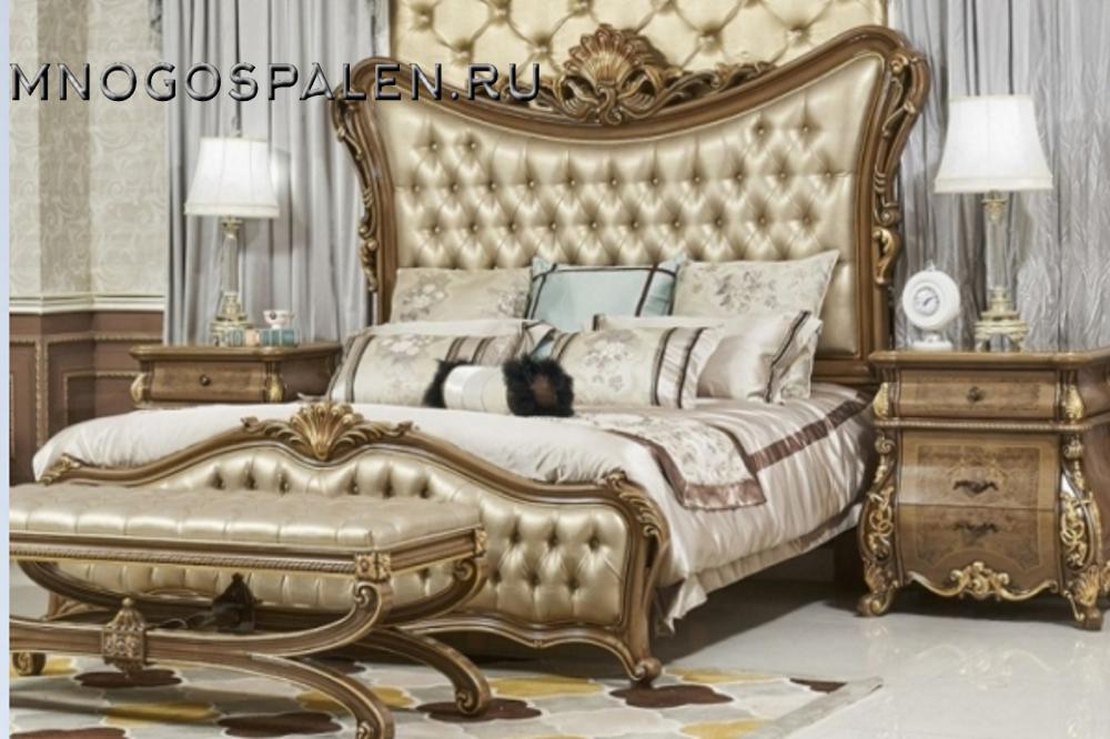 купить спальня Esmeralda салон итальянский мебели барселона в