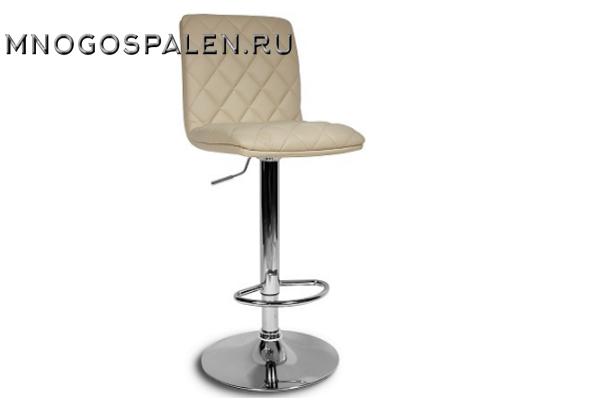 Стул барный B-6186 беж купить в салоне-студии мебели Барселона mnogospalen.ru много спален мебель Италии классические современные