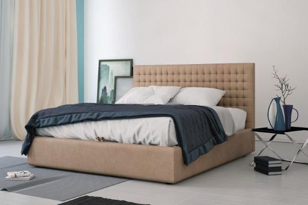 Кровать Capri Compact купить в салоне-студии мебели Барселона mnogospalen.ru много спален мебель Италии классические современные