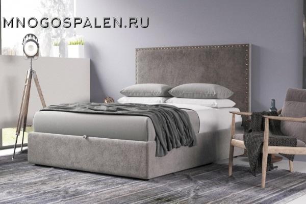 Кровать Manhattan купить в салоне-студии мебели Барселона mnogospalen.ru много спален мебель Италии классические современные