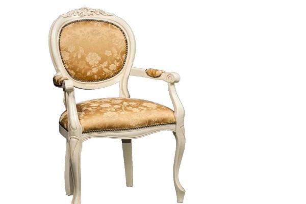 Кресло арт.243 купить в салоне-студии мебели Барселона mnogospalen.ru много спален мебель Италии классические современные