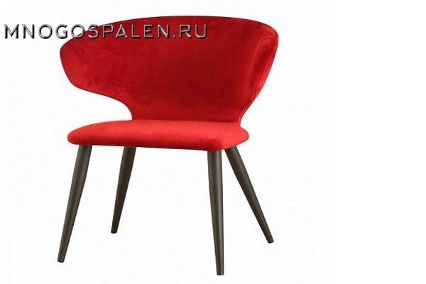 Кресло Askold Red купить в салоне-студии мебели Барселона mnogospalen.ru много спален мебель Италии классические современные