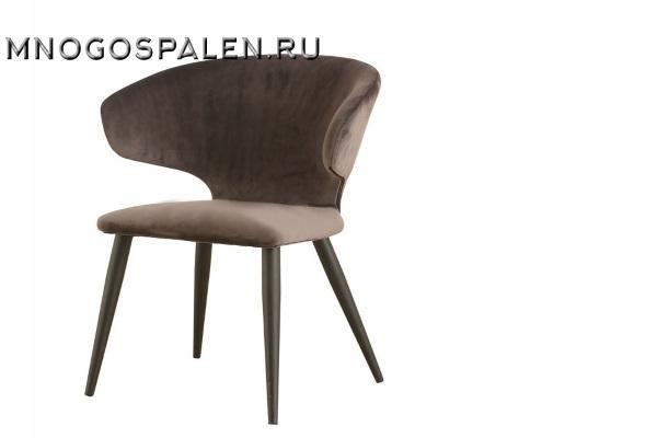 Кресло Askold Grey купить в салоне-студии мебели Барселона mnogospalen.ru много спален мебель Италии классические современные