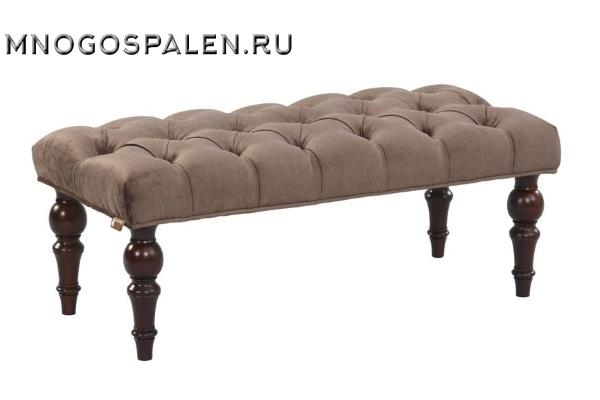 Банкетка Б-2 купить в салоне-студии мебели Барселона mnogospalen.ru много спален мебель Италии классические современные