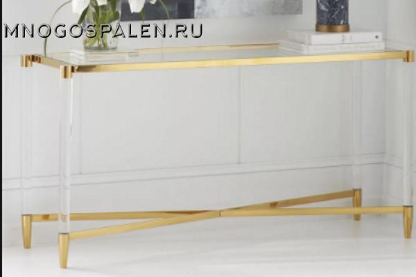 """Консоль """"Ясмин"""" купить в салоне-студии мебели Барселона mnogospalen.ru много спален мебель Италии классические современные"""