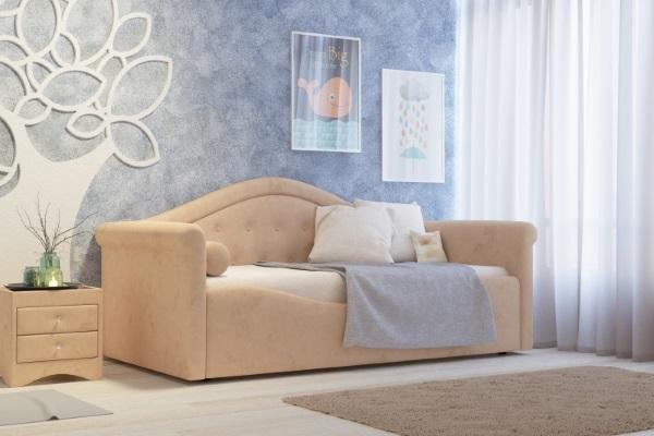 Кровать детская Edem купить в салоне-студии мебели Барселона mnogospalen.ru много спален мебель Италии классические современные