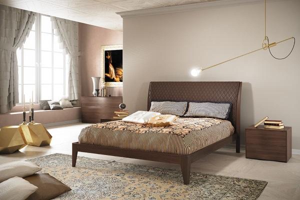 Спальня Onda купить в салоне-студии мебели Барселона mnogospalen.ru много спален мебель Италии классические современные