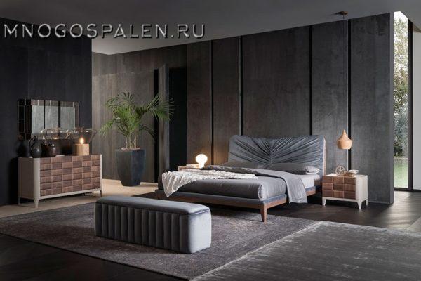Спальня Dama купить в салоне-студии мебели Барселона mnogospalen.ru много спален мебель Италии классические современные