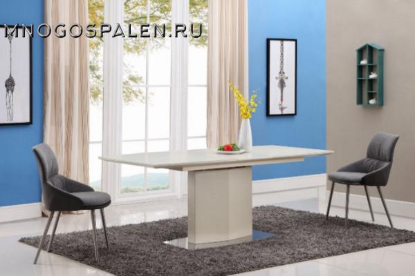 Стол обеденный SH-170 купить в салоне-студии мебели Барселона mnogospalen.ru много спален мебель Италии классические современные