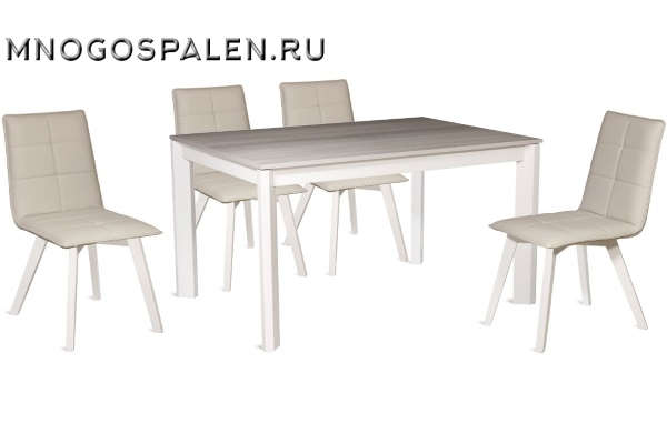 Стол LEROY купить в салоне-студии мебели Барселона mnogospalen.ru много спален мебель Италии классические современные