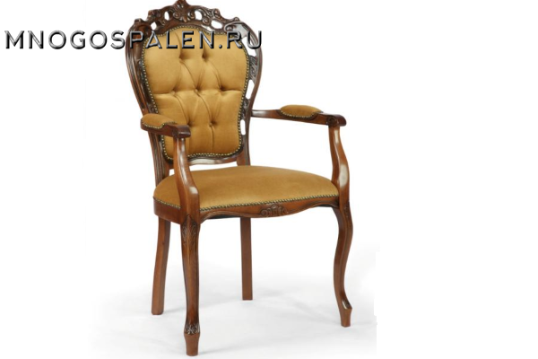Кресло арт.253 купить в салоне-студии мебели Барселона mnogospalen.ru много спален мебель Италии классические современные