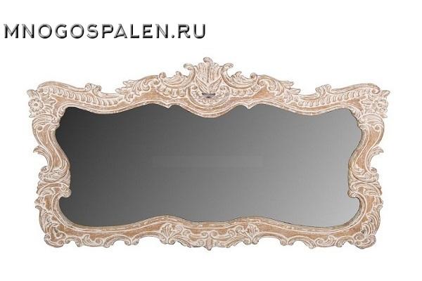 Зеркало VERSAILLE купить в салоне-студии мебели Барселона mnogospalen.ru много спален мебель Италии классические современные