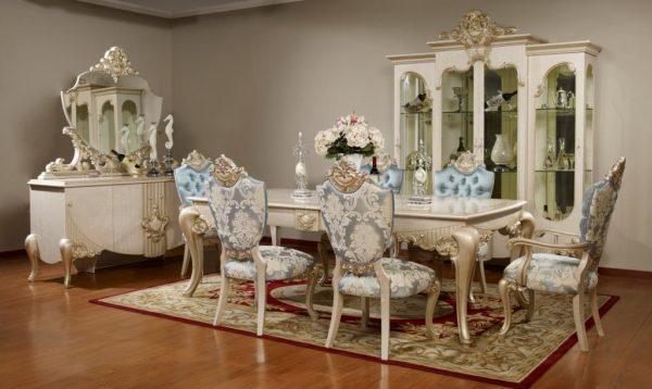 Гостиная Аталанта  3905 купить в салоне-студии мебели Барселона mnogospalen.ru много спален мебель Италии классические современные