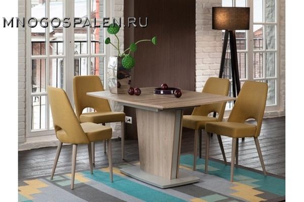 Стол Ливерпуль купить в салоне-студии мебели Барселона mnogospalen.ru много спален мебель Италии классические современные