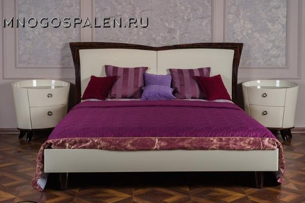Спальня Diamante купить в салоне-студии мебели Барселона mnogospalen.ru много спален мебель Италии классические современные
