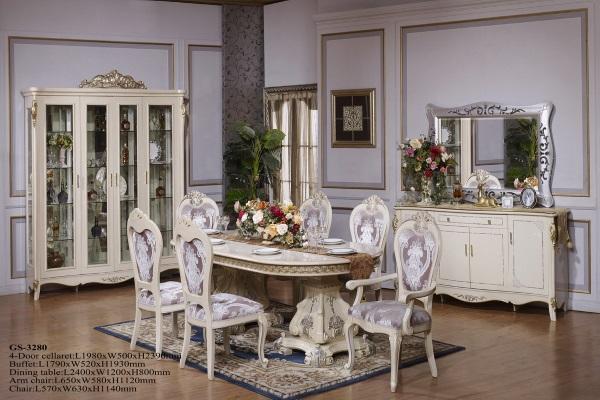 Гостиная ЭЛИЗА  3280 купить в салоне-студии мебели Барселона mnogospalen.ru много спален мебель Италии классические современные