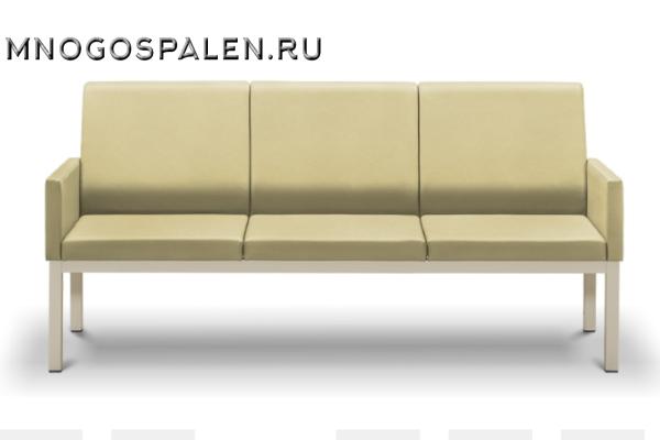 Диван Норман купить в салоне-студии мебели Барселона mnogospalen.ru много спален мебель Италии классические современные