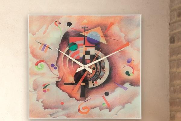 Часы Kandinsky купить в салоне-студии мебели Барселона mnogospalen.ru много спален мебель Италии классические современные
