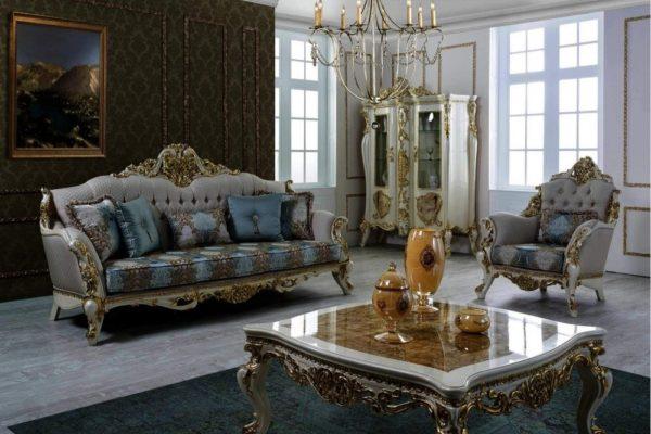 Диван Краличе купить в салоне-студии мебели Барселона mnogospalen.ru много спален мебель Италии классические современные