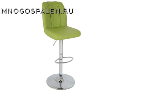 Стул барный JY-1020 Green купить в салоне-студии мебели Барселона mnogospalen.ru много спален мебель Италии классические современные