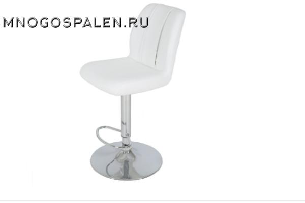 Стул барный JY-1020 White купить в салоне-студии мебели Барселона mnogospalen.ru много спален мебель Италии классические современные