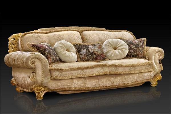 Диван Лацио купить в салоне-студии мебели Барселона mnogospalen.ru много спален мебель Италии классические современные