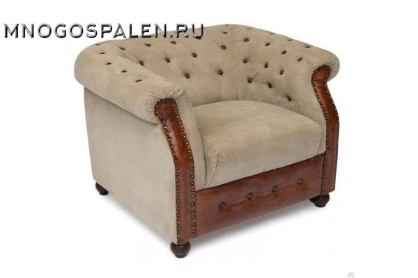 Кресло Secret De Maison CHELSEY ( mod. M-6696 ) купить в салоне-студии мебели Барселона mnogospalen.ru много спален мебель Италии классические современные