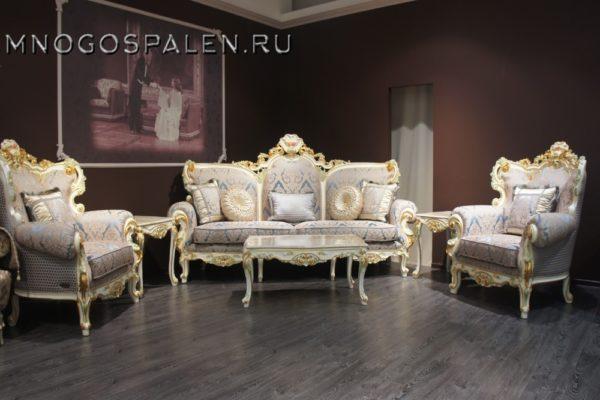 Диван Венеция купить в салоне-студии мебели Барселона mnogospalen.ru много спален мебель Италии классические современные
