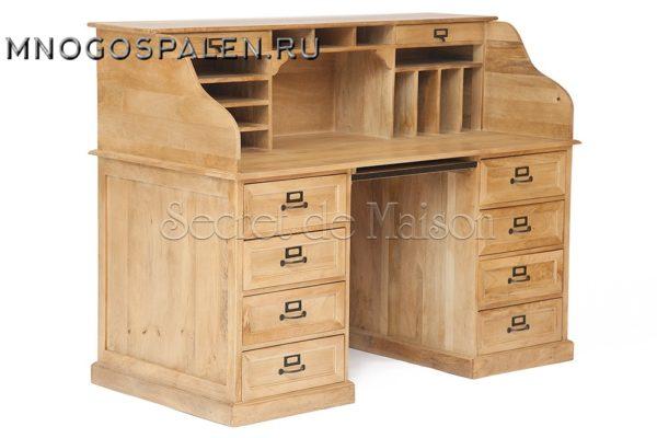 Стол Бюро Secret De Maison ACADEMY купить в салоне-студии мебели Барселона mnogospalen.ru много спален мебель Италии классические современные