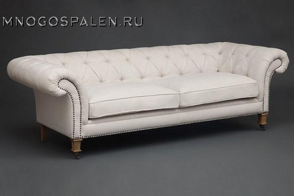 Диван Secret De Maison Barlow (mod. 5136-60) купить в салоне-студии мебели Барселона mnogospalen.ru много спален мебель Италии классические современные
