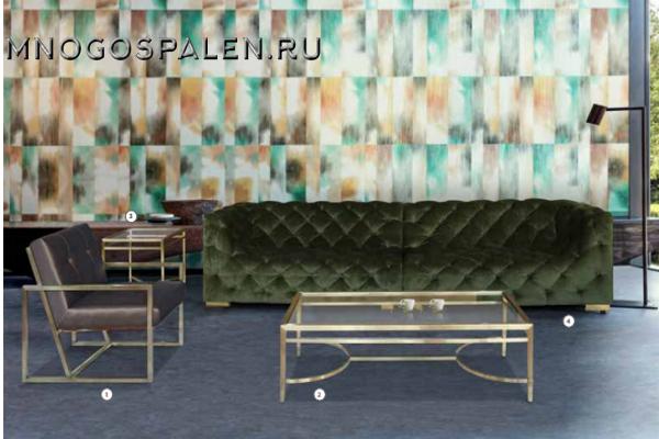 Диван DONNA купить в салоне-студии мебели Барселона mnogospalen.ru много спален мебель Италии классические современные