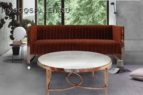 Диван HARVEY купить в салоне-студии мебели Барселона mnogospalen.ru много спален мебель Италии классические современные
