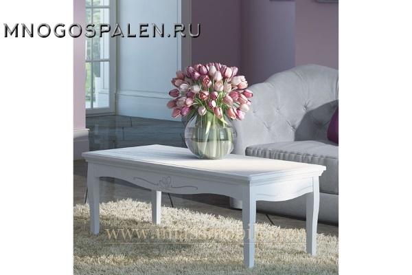 Стол журнальный Viola MiassMobili купить в салоне-студии мебели Барселона mnogospalen.ru много спален мебель Италии классические современные